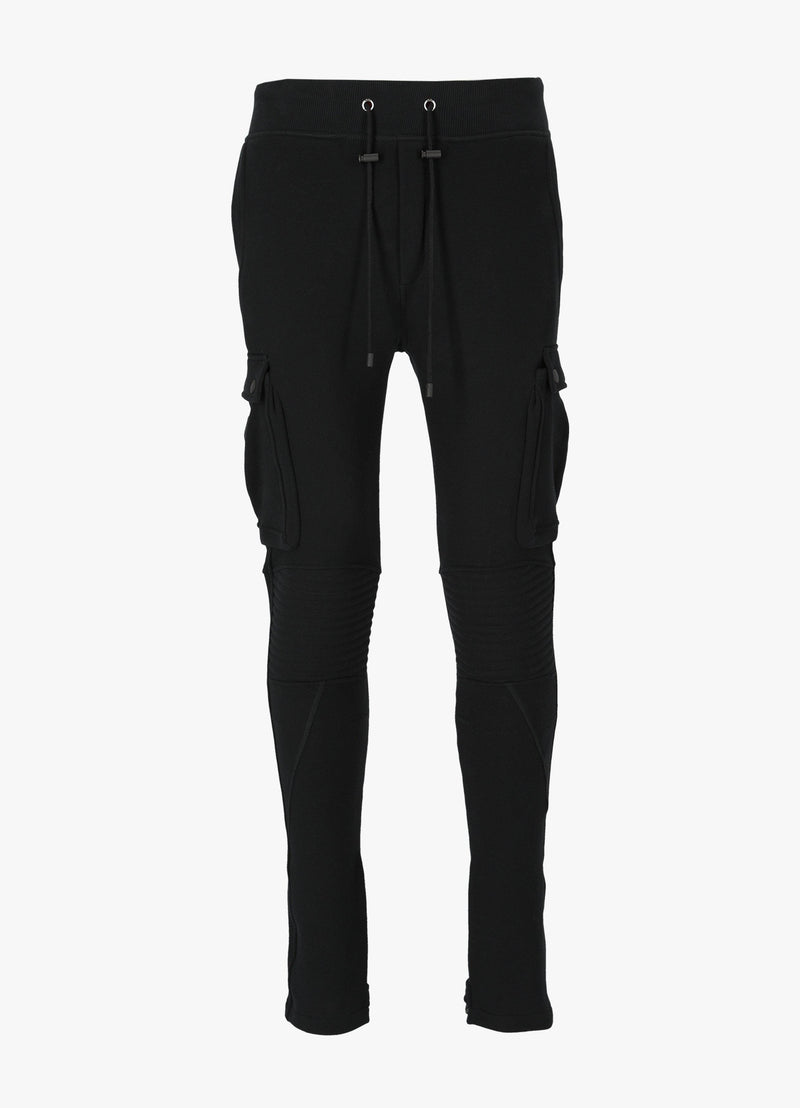 JACOB LEE BIKER JOGGER PANTS Trousers 300022193