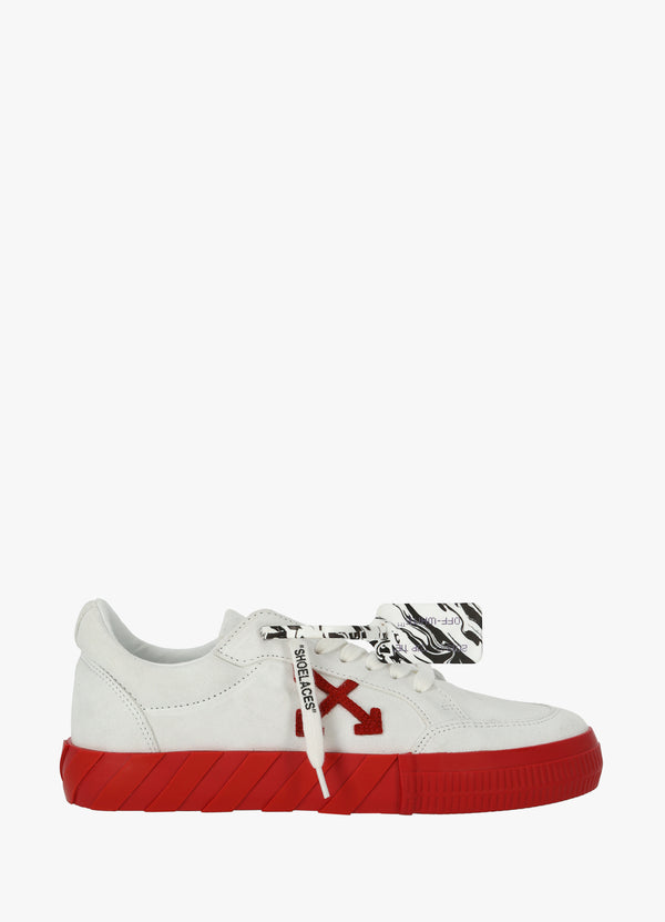OFF-WHITE LOW VULCANIZED SNEAKERS Sneakers 300021649