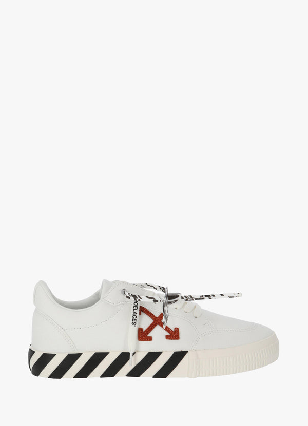 OFF-WHITE LOW VULCANIZED SNEAKERS Sneakers 300031344