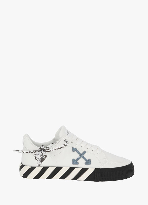 OFF-WHITE LOW VULCANIZED SNEAKERS Sneakers 300031337