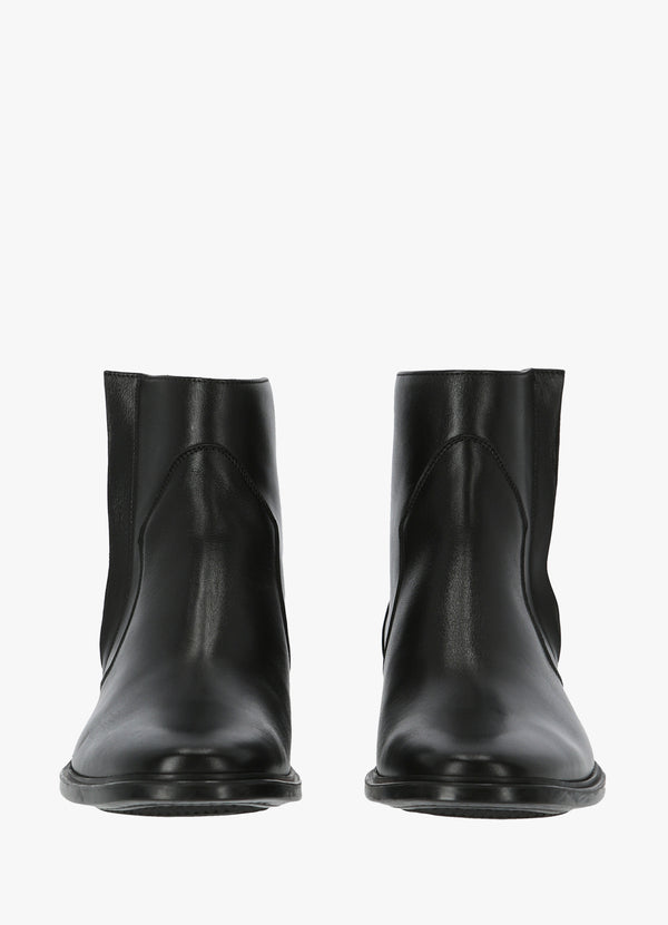 OFF-WHITE CHELSEA ZIP BOOTS