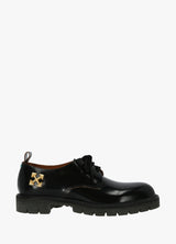 OFF-WHITE ARROW DERBY SHOES Formal Shoes 300018065