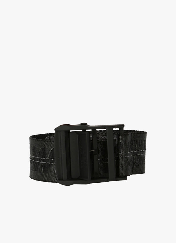 OFF-WHITE CLASSIC INDUSTRIAL BELT SHORT