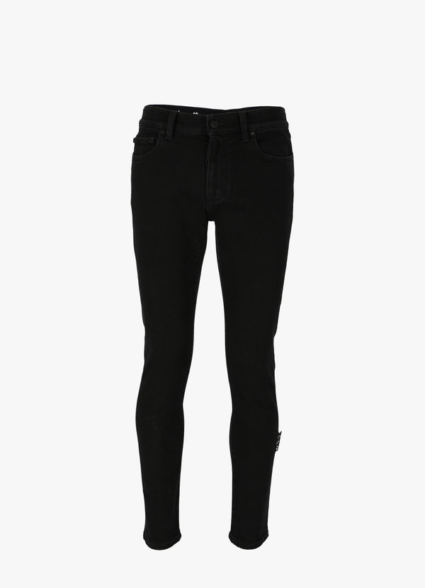 OFF-WHITE DIAG POCKET SKINNY JEANS Jeans 300026333