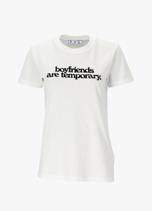 OFF-WHITE BOYFRIENDS CASUAL TEE