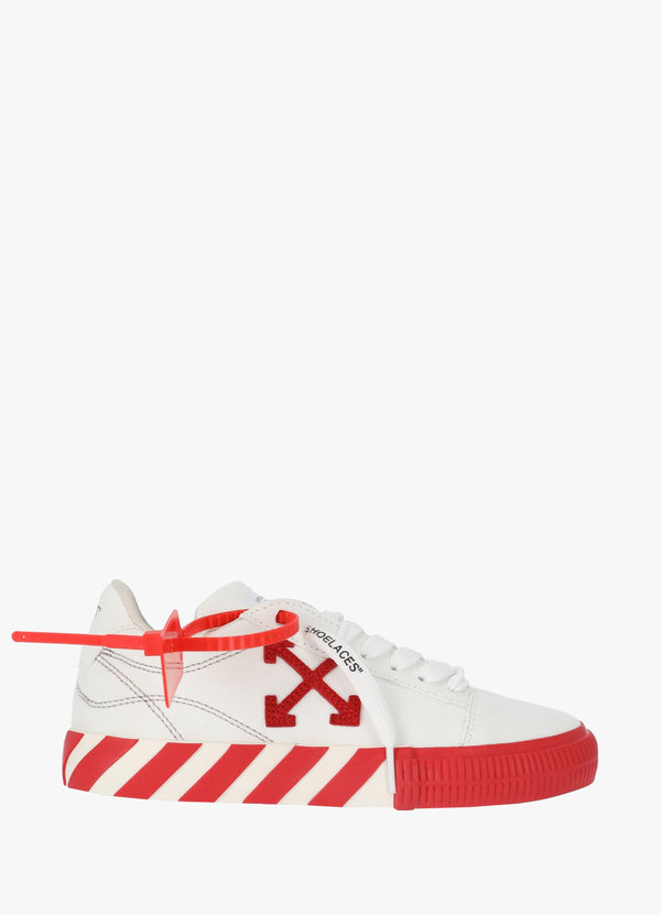 OFF-WHITE LOW VULCANIZED SNEAKERS Sneakers 300034182
