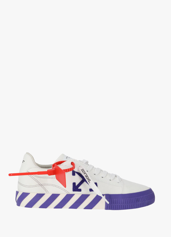 OFF-WHITE LOW VULCANIZED SNEAKERS Sneakers 300034183