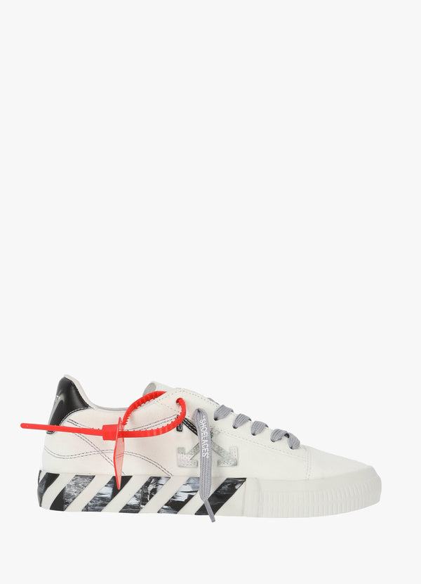 OFF-WHITE LOW VULCANIZED SNEAKERS Sneakers 300034184