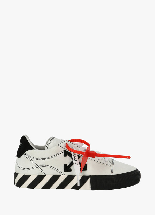 OFF-WHITE LOW VULCANIZED SNEAKERS Sneakers 300021875