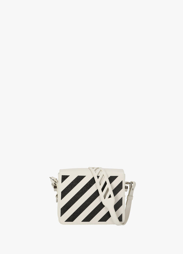 OFF-WHITE DIAG FLAP BAG Cross Body Bags 300026991