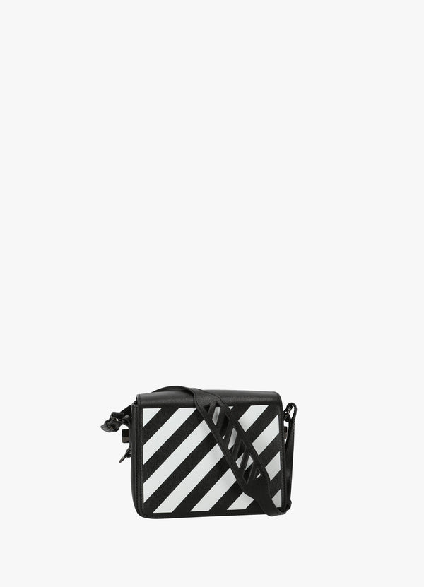 OFF-WHITE DIAG FLAP BAG Cross Body Bags 300026990