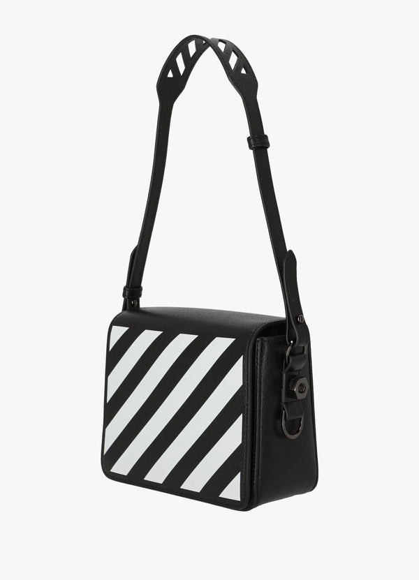 Off-White Diag Flap Bag OWNA011 R21LEA001