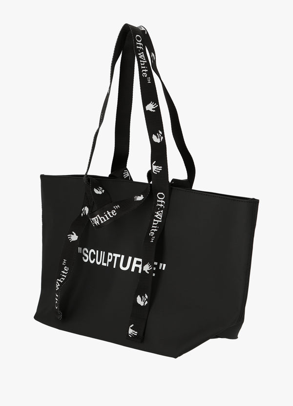 OFF-WHITE SMALL COMMERCIAL TOTE BAG