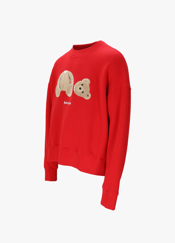BEAR CREWNECK SWEATSHIRT