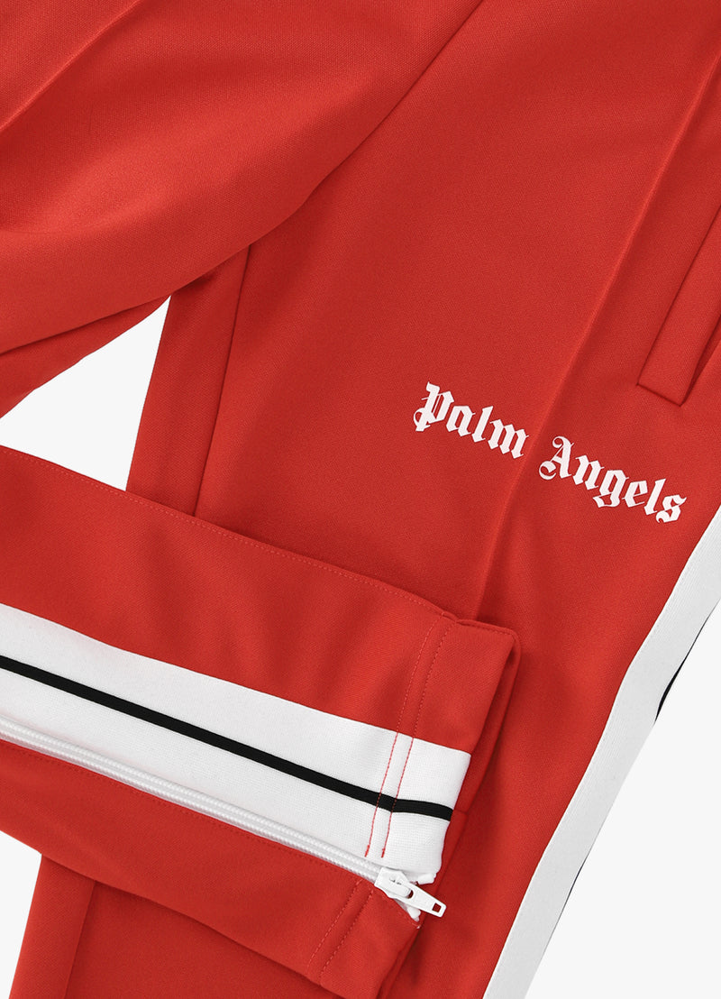 PALM ANGELS SLIM TRACK PANTS