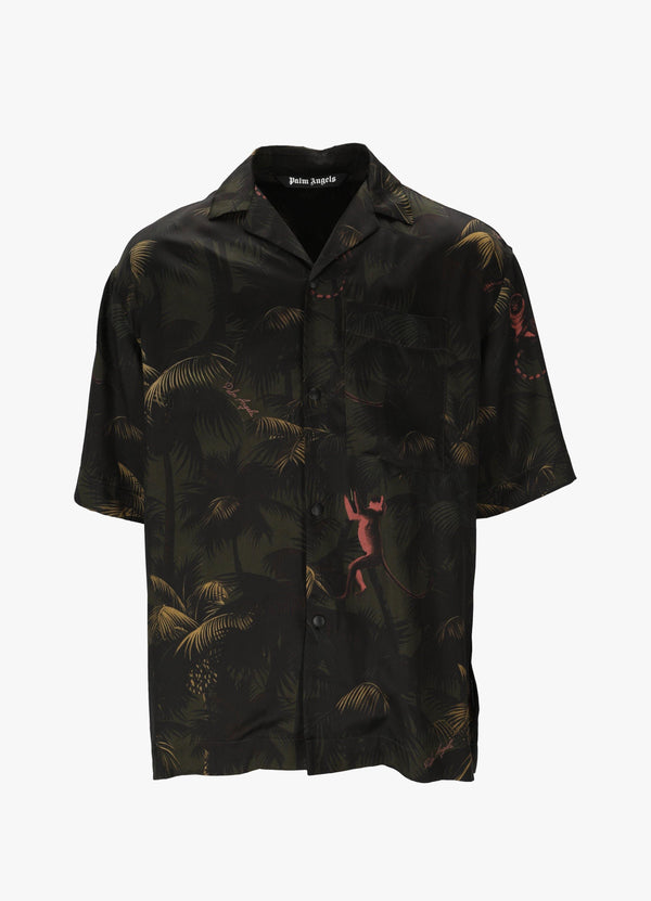 JUNGLE BOWLING SHIRT