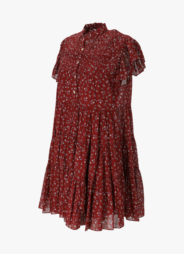 ISABEL MARANT ÉTOILE LANIKAYE DRESS