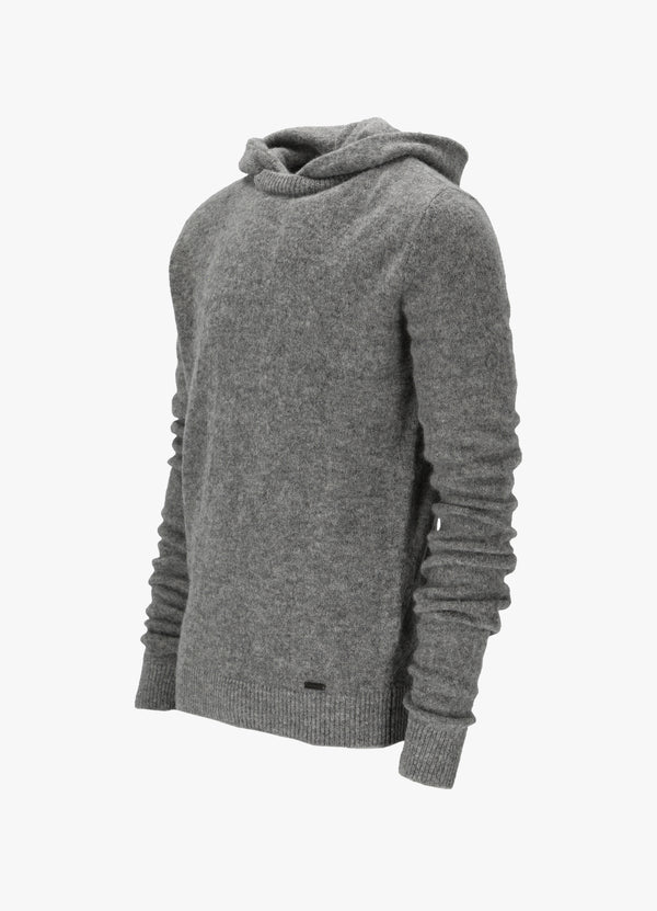 DSQUARED2 KNITTED HOODIE