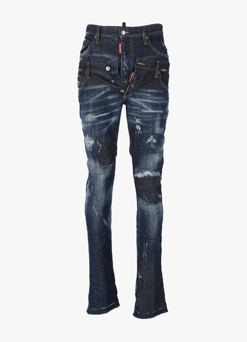 DSQUARED2 TWIN PACK JEANS Jeans 300019408