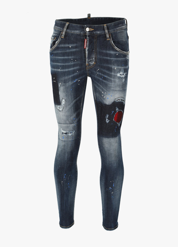 DSQUARED2 SUPER TWINKY JEANS Jeans 300019410