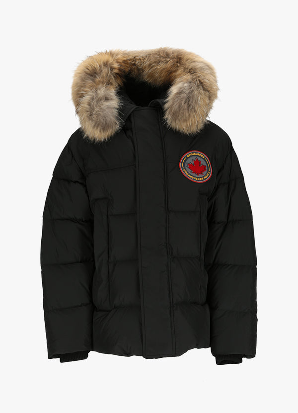 DSQUARED2 QUILTED DOWN JACKET Jackets 300012880