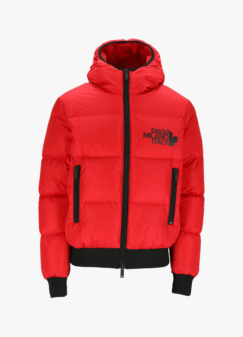 DSQUARED2 PUFFER JACKET Jackets 300012899