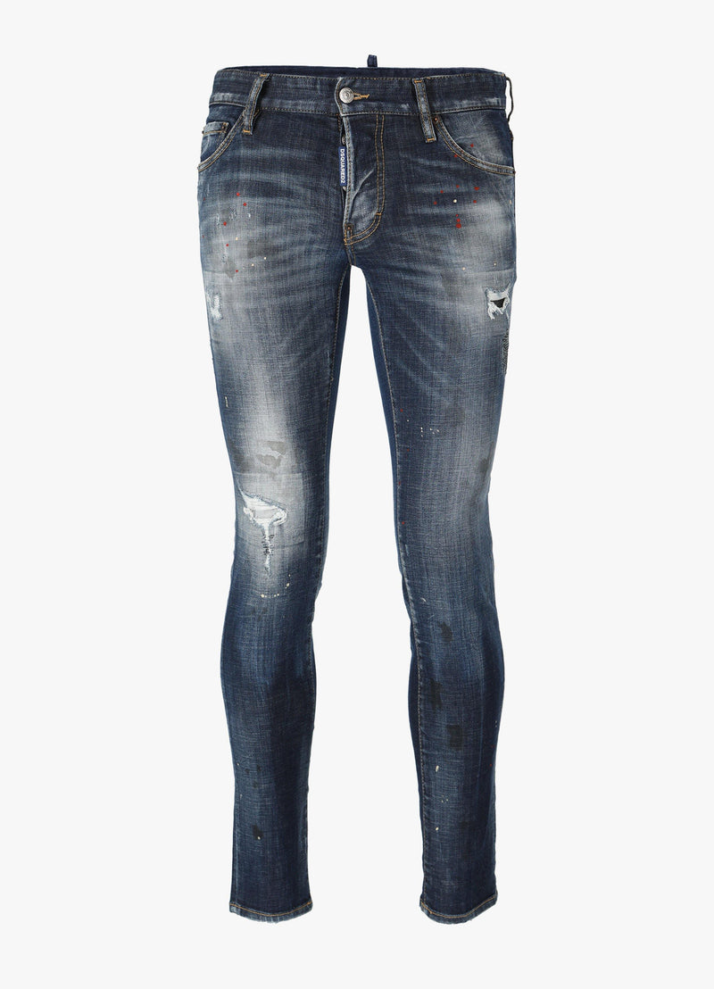 DSQUARED2 SLIM JEANS Jeans 300027365