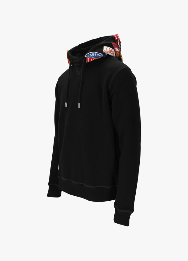 ICON PATCH HOODIE
