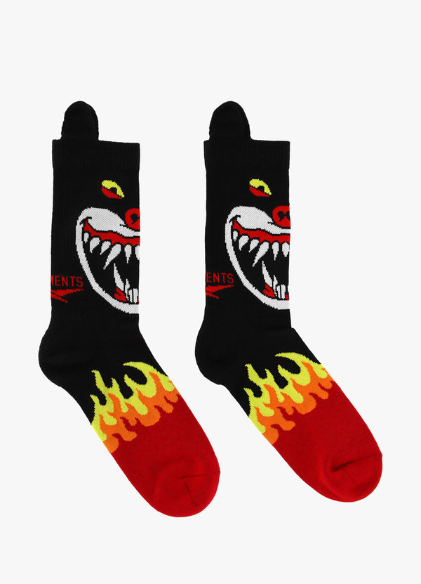 VETEMENTS MONSTER EAR SOCKS
