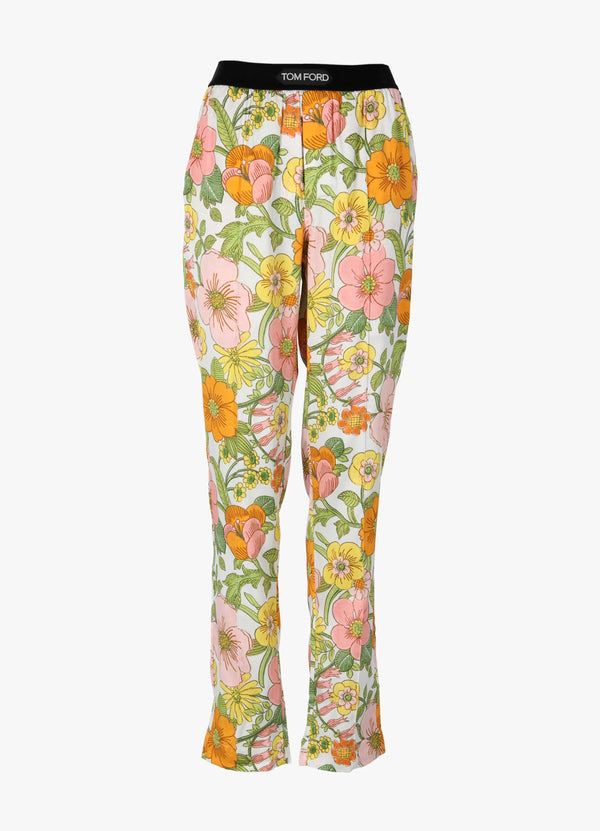 TOM FORD PYJAMA PANTS Pants 300025149