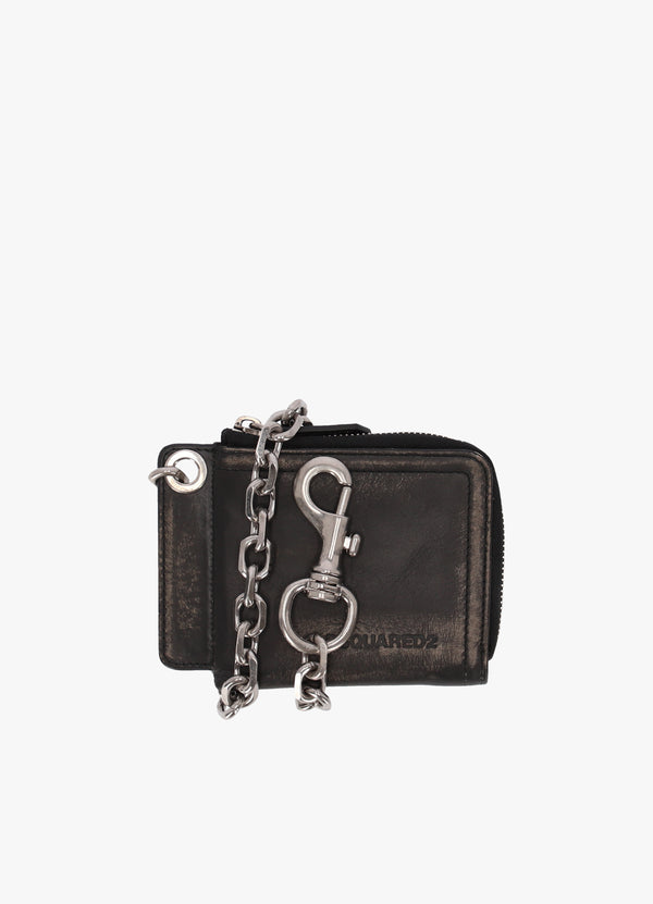 DSQUARED2 CHAIN WALLET Wallets 300019535
