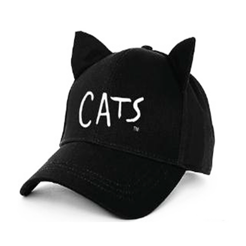 CATS Baseball Cap With Ears