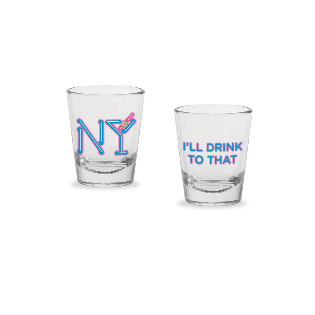 COMPANY Shot Glass