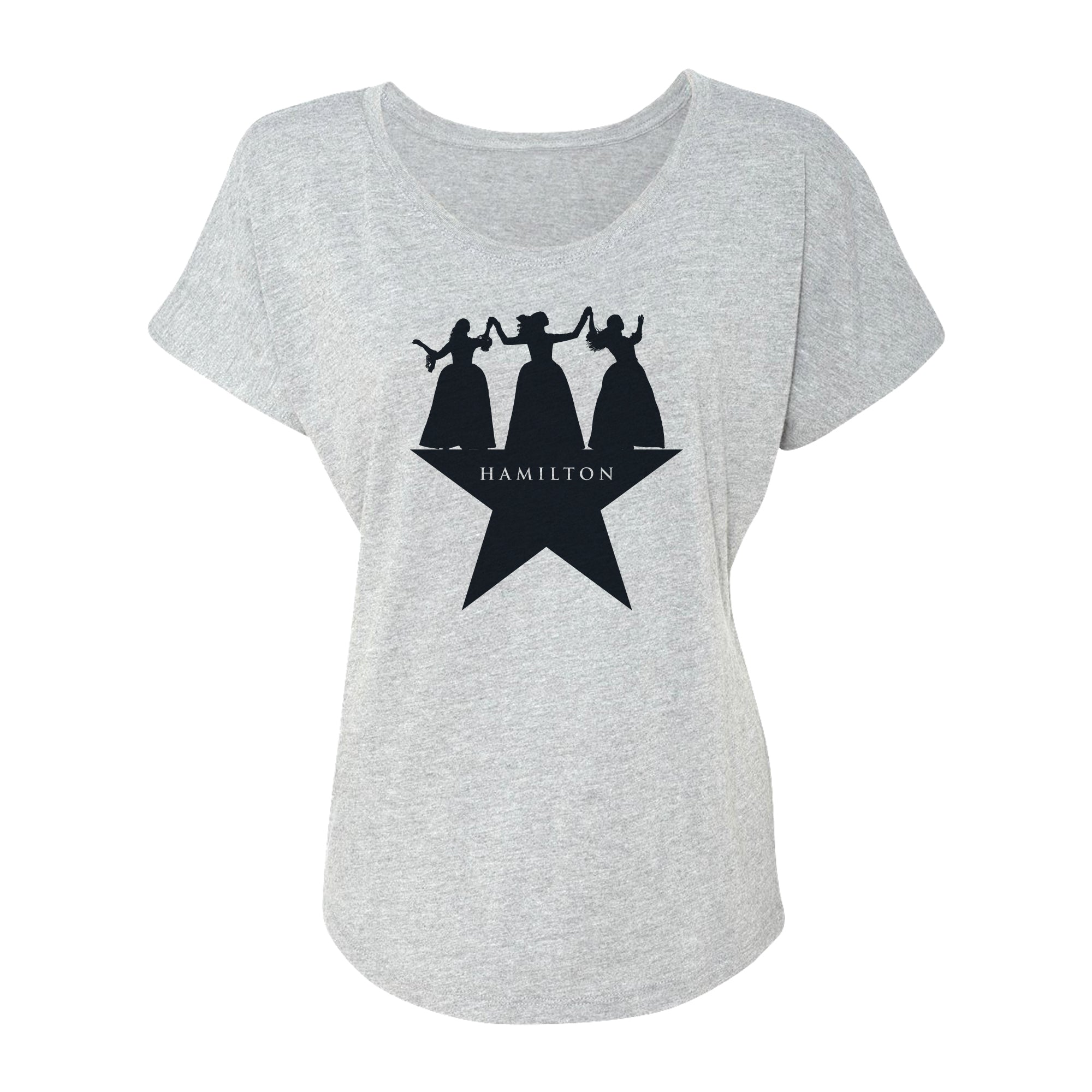 HAMILTON Dancing Ladies T-Shirt Image