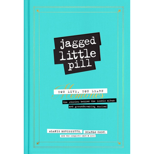 JAGGED LITTLE PILL Coffee Table Book