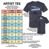 JTF Artist Youth Tee