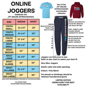 JTF Online Youth Joggers