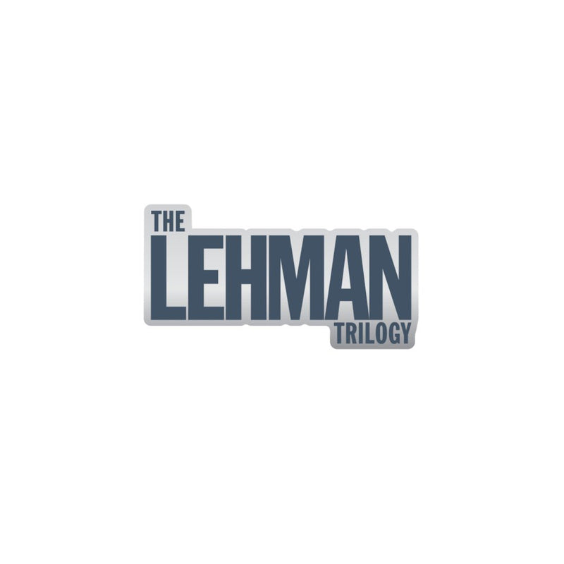 THE LEHMAN TRILOGY Lapel Pin