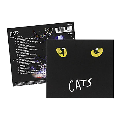 CATS Double CD