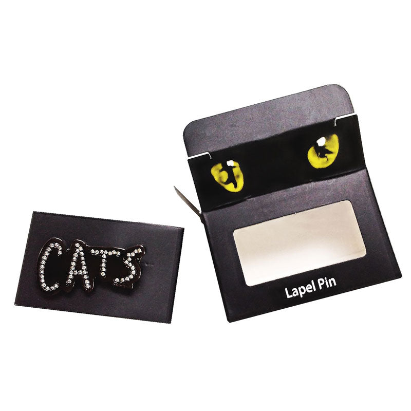 CATS Lapel Pin Image