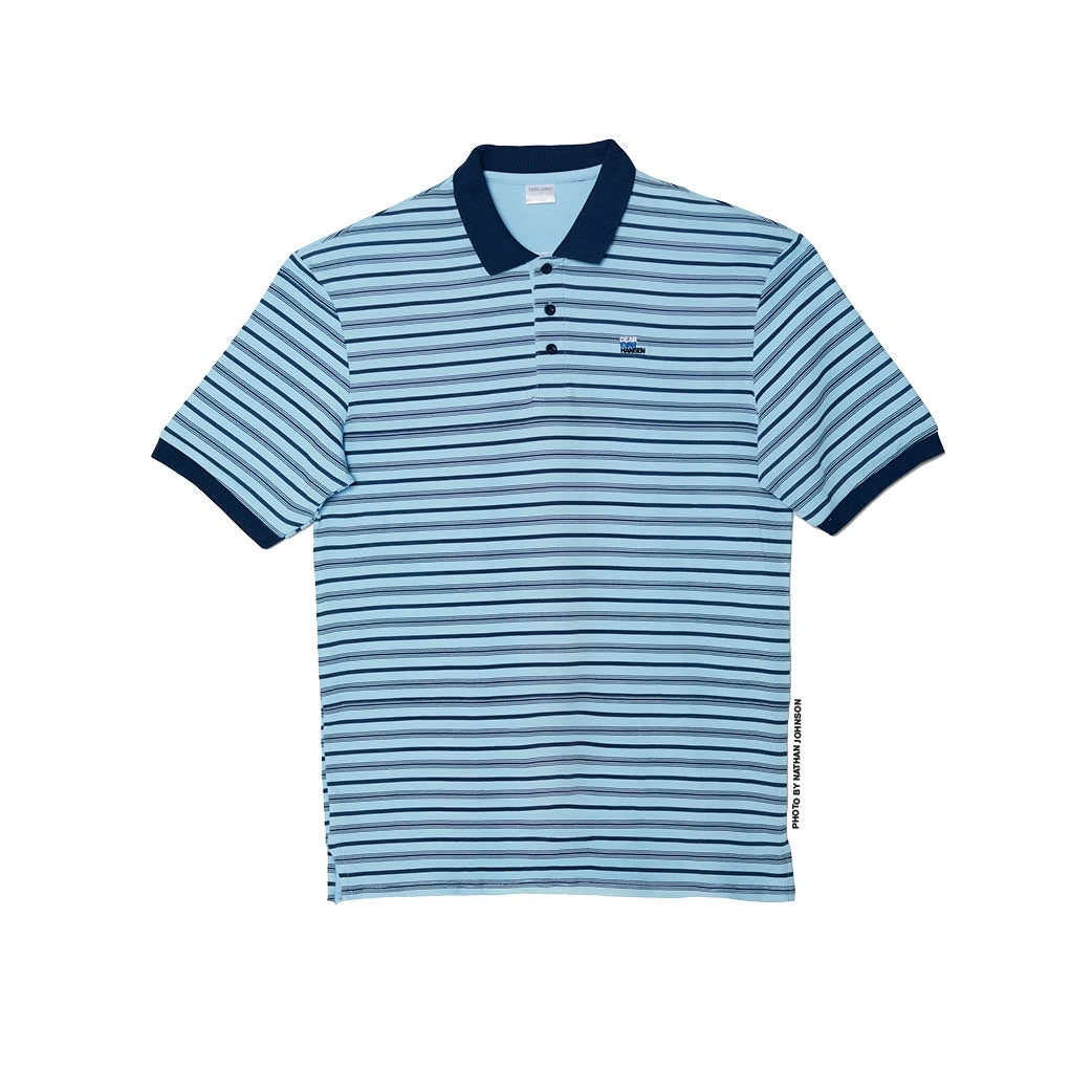 DEAR EVAN HANSEN Stripe Collection Polo Image