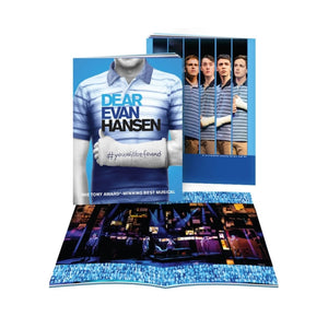 DEAR EVAN HANSEN Souvenir Program Book