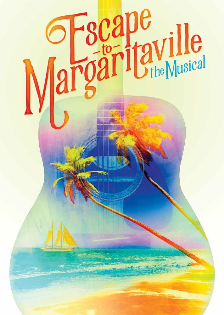 ESCAPE TO MARGARITAVILLE Souvenir Program Book