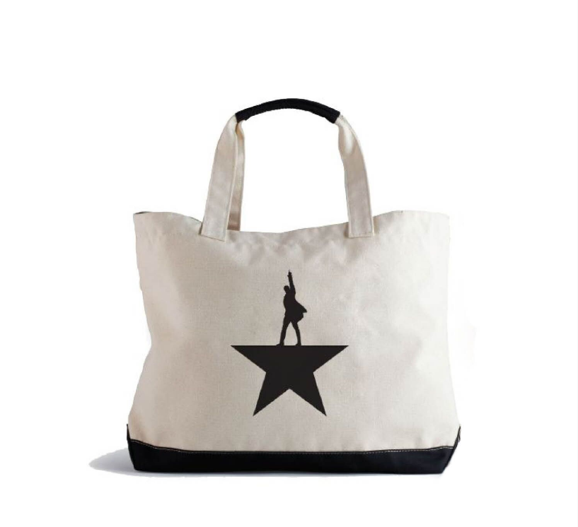 HAMILTON Canvas Beach Tote Image