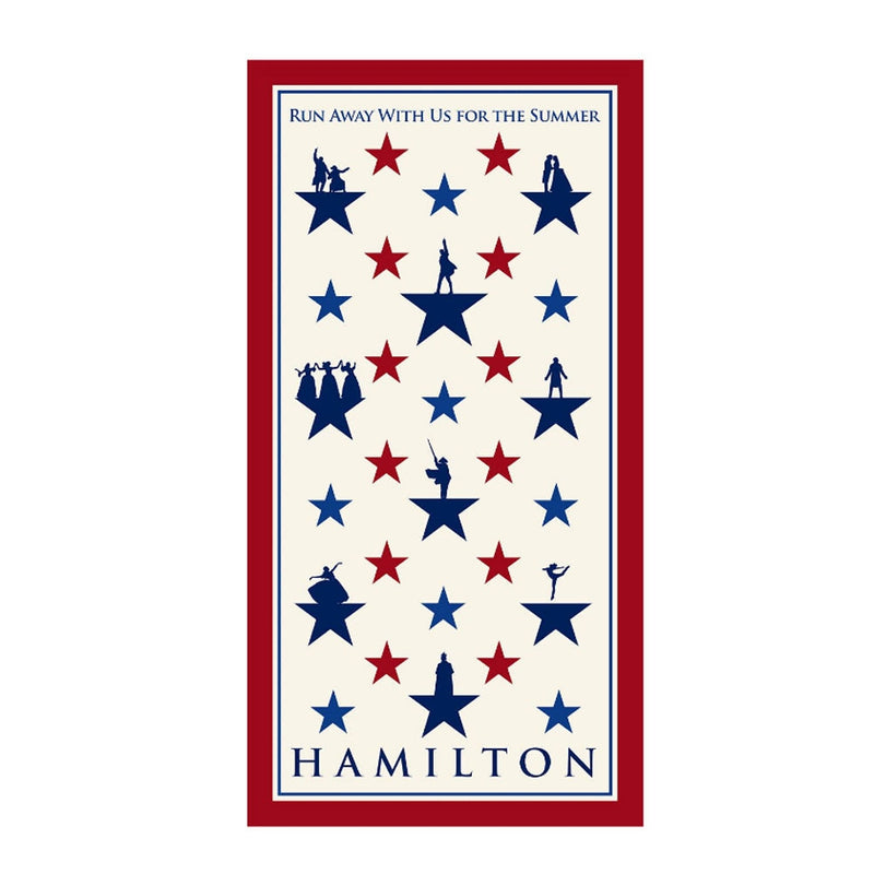 HAMILTON Beach Towel