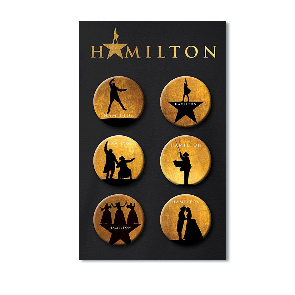 HAMILTON Button Set Image