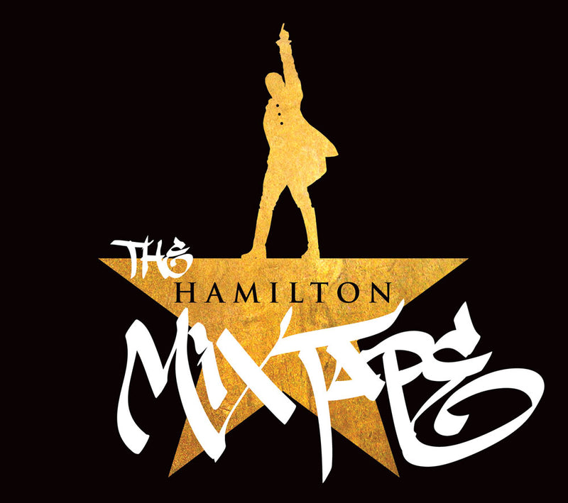 HAMILTON Mixtape CD