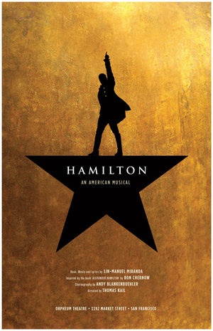 HAMILTON Windowcard San Francisco