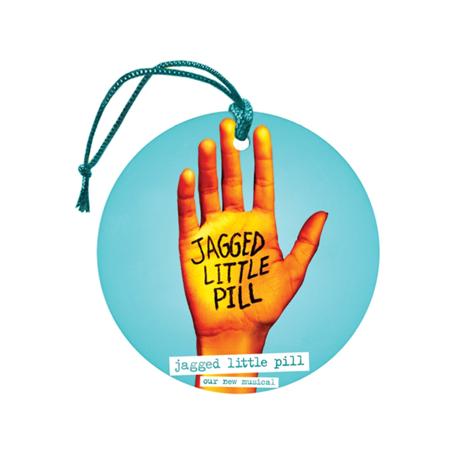JAGGED LITTLE PILL Ornament Image