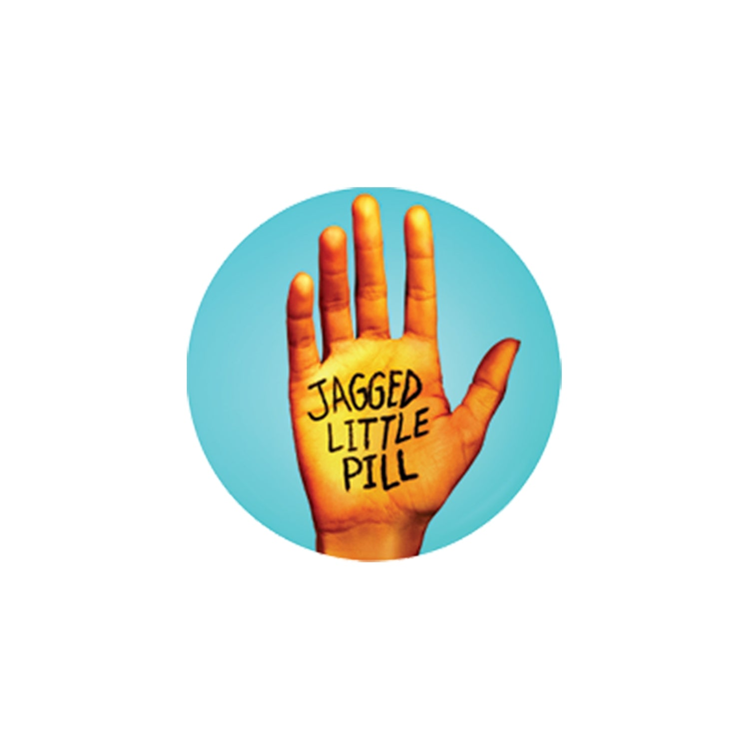 JAGGED LITTLE PILL Lapel Pin Image